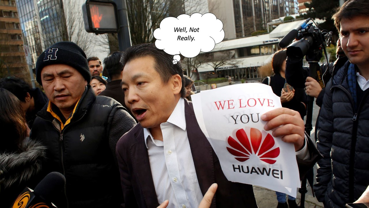 Huawei Plans Extensive Layoffs To U S  Staff