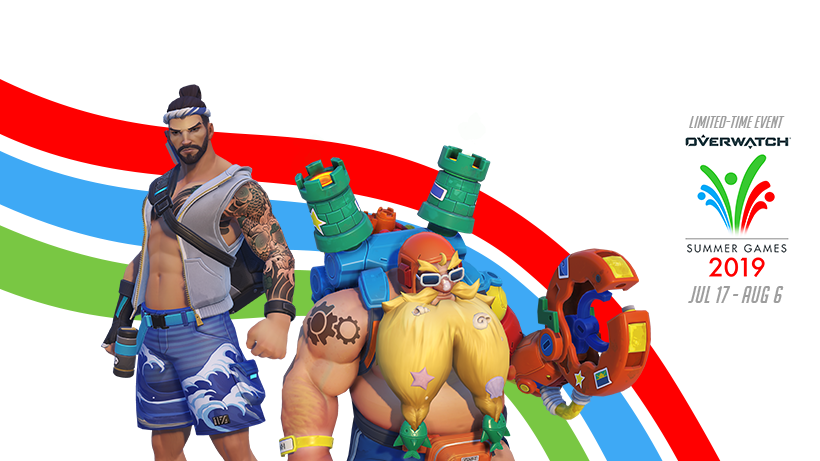 Overwatch Summer Games 2020 Skins.Overwatch Summer Games Is Officially Back New Skins Modes