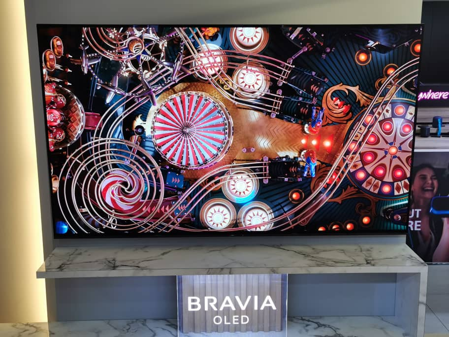 Sony Adds OLED 4K TVs To The Master Series Line Up With The