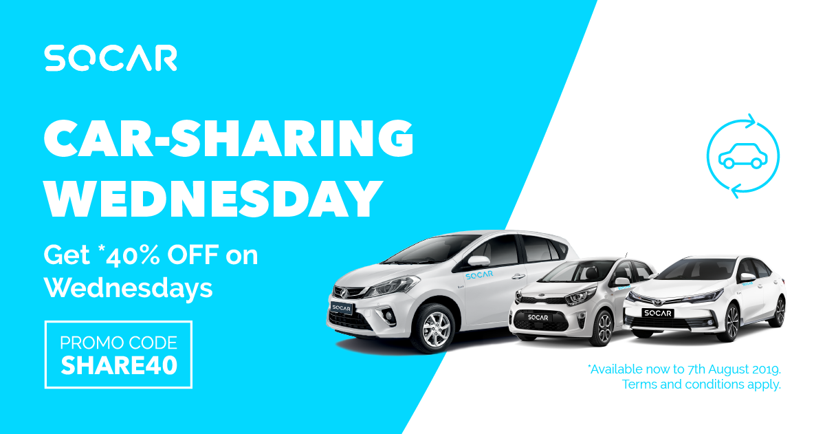 SOCAR Wants To Be Your Alternative To Grab