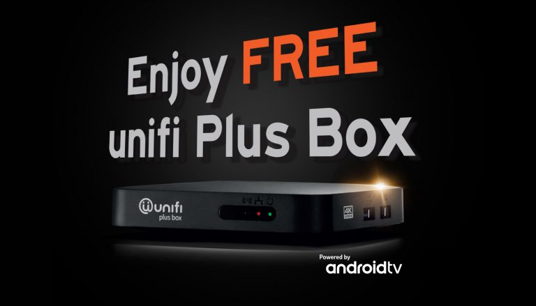 Unifi Plus Box Is Now Available Unifi S First 4k Android Tv Box Liveatpc Com Home Of Pc Com Malaysia