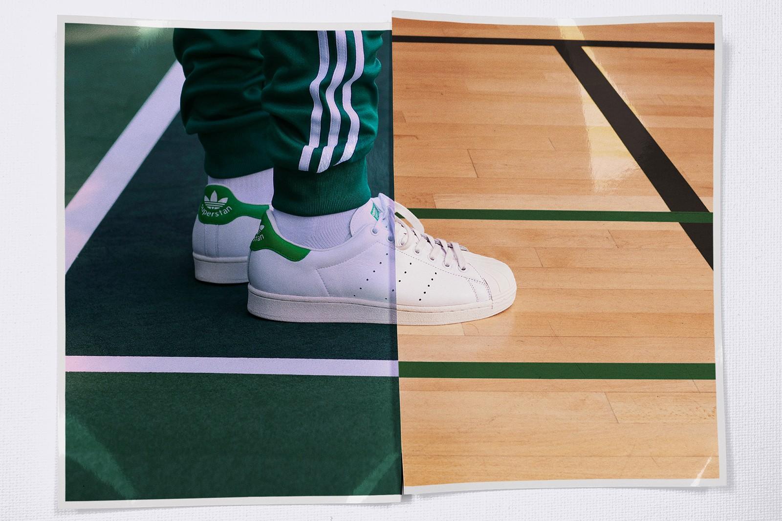 Adidas Combines Superstar \u0026 Stan Smith