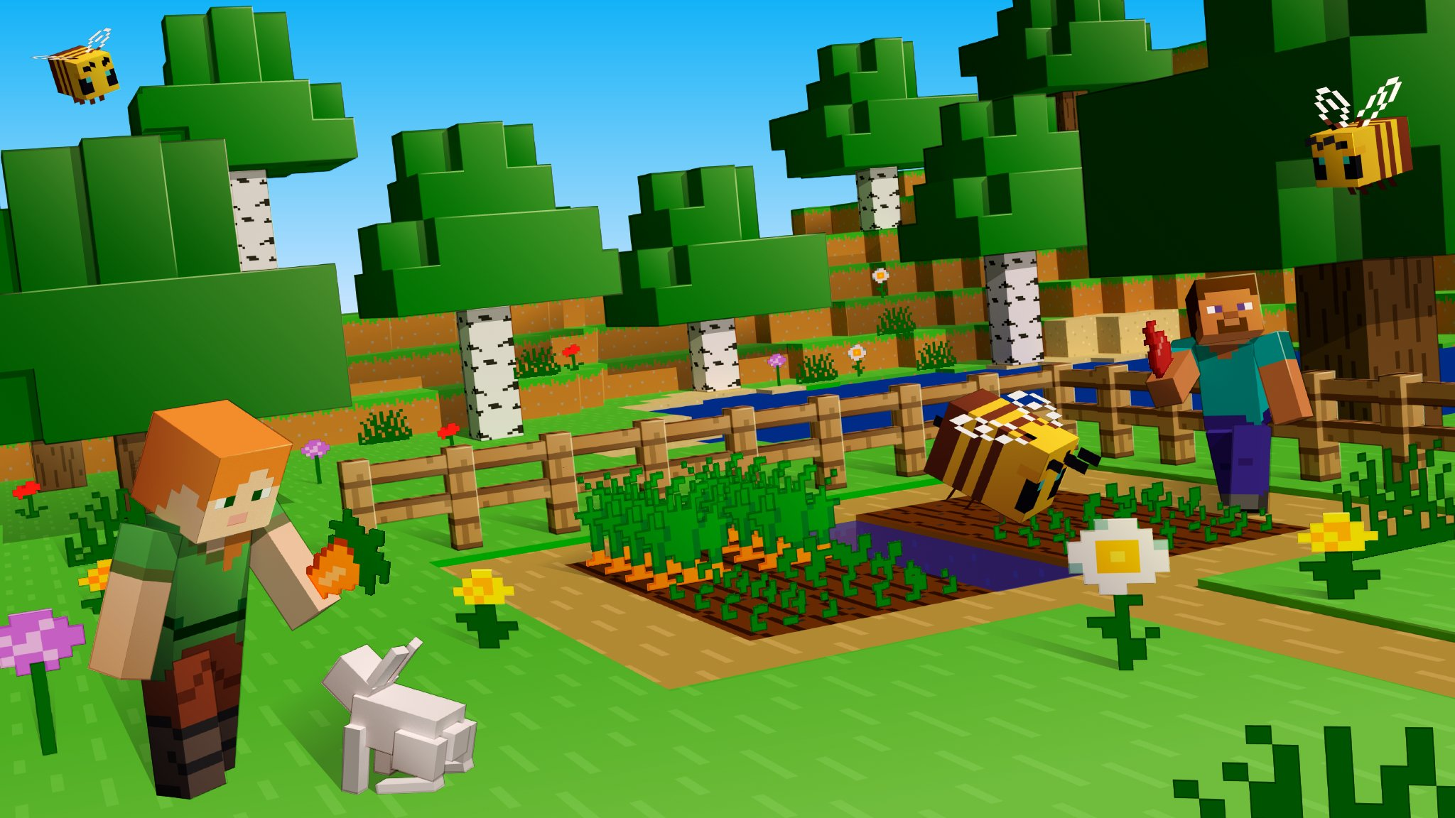 Have A Meeting In Minecraft Microsoft Teams FINALLY Adds Custom