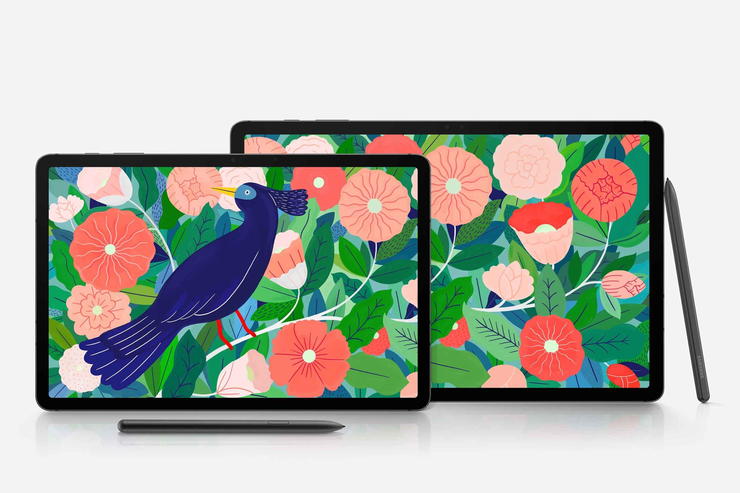 The iPad Pro Killer Is Here! Samsung Galaxy Tab S7 Series ...