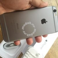 Iphone 6 64g space grey